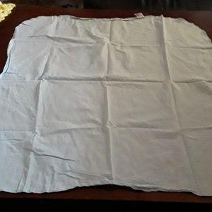 Playskool  soft light blue  Receiving  blanket.